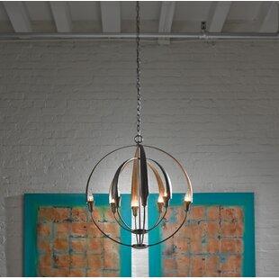 Hubbardton Forge Cirque 8-Light Pendant