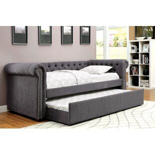 Canora Grey Baggs Daybed with Trundle