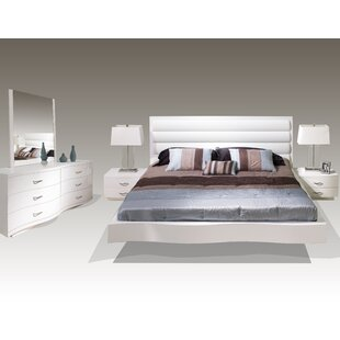 Ashlock Platform Configurable Bedroom Set by Orren Ellis #1