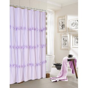 Walters New Rosette Shower Curtain