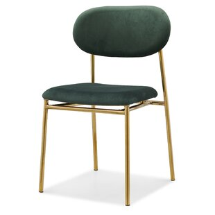 Low Price Ludgershall Upholstered Dining Chair (Set Of 2)