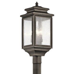 Wiscombe Park Outdoor 4-Light Lantern Head