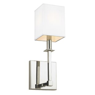 Best Reviews Reagle 1-Light Armed Sconce By Wrought Studio