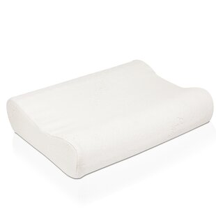 Cressida Medium Memory Foam Queen Pillow