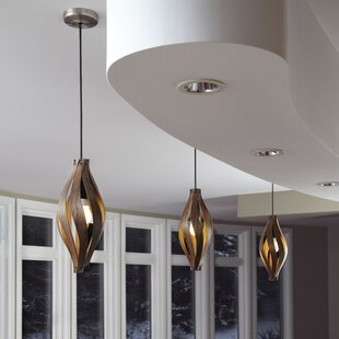MacMaster Cocoon 1-Light Novelty Pendant