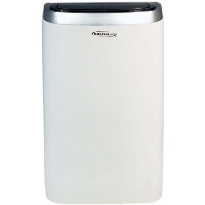 Soleus Air 14,000 BTU Portable Air Conditioner with Heater and Remote