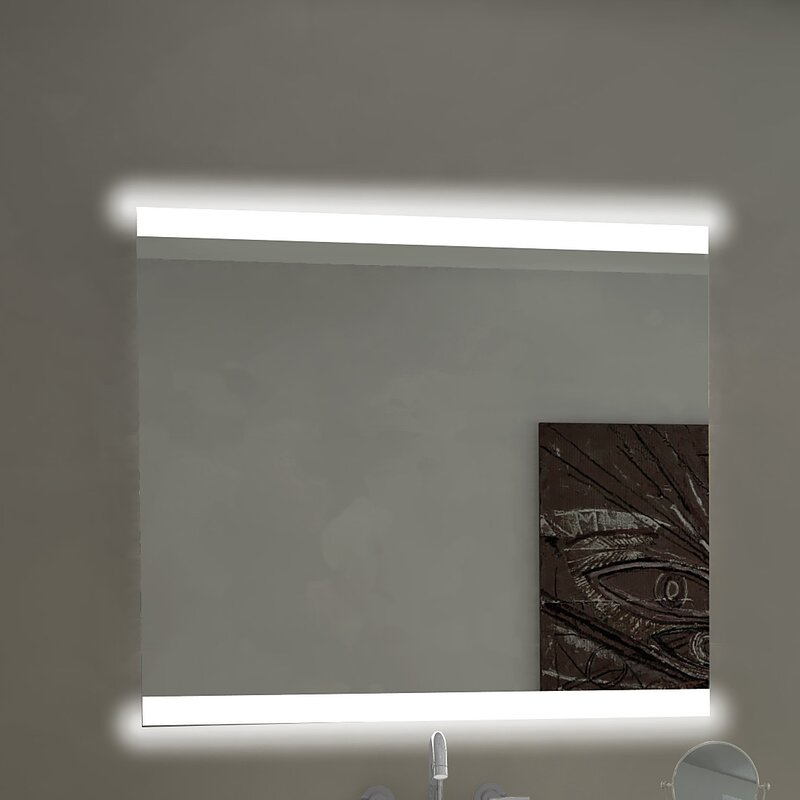 Backlit Bathroom / Vanity Wall Mirror
