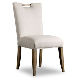 Melange Upholstered Dining Chair (Set of ..