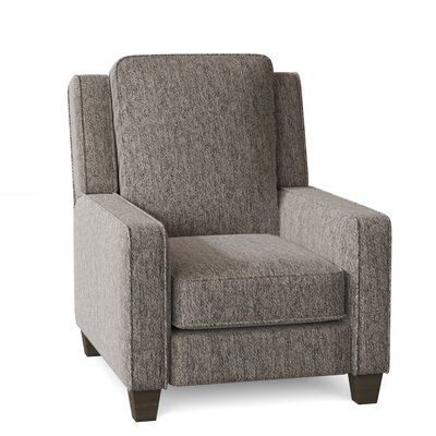"""32"""""""" Wide Power Wall Hugger Wing Chair Recliner Southern Motion Body Fabric: Pasadena Tanner, Motion Type: Power -  1685P-24217"""