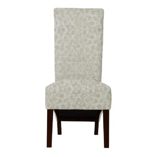 Langley Street Ramon Beige Parsons Chair ..