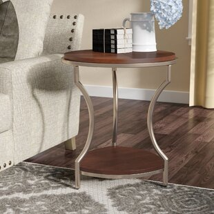 Winston Porter Clawson End Table