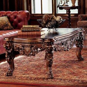 Couchtisch The Lord Raffles von Design Toscano