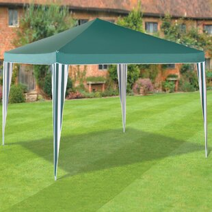 Ailis 2m X 2m Metal Party Tent By Sol 72 Outdoor