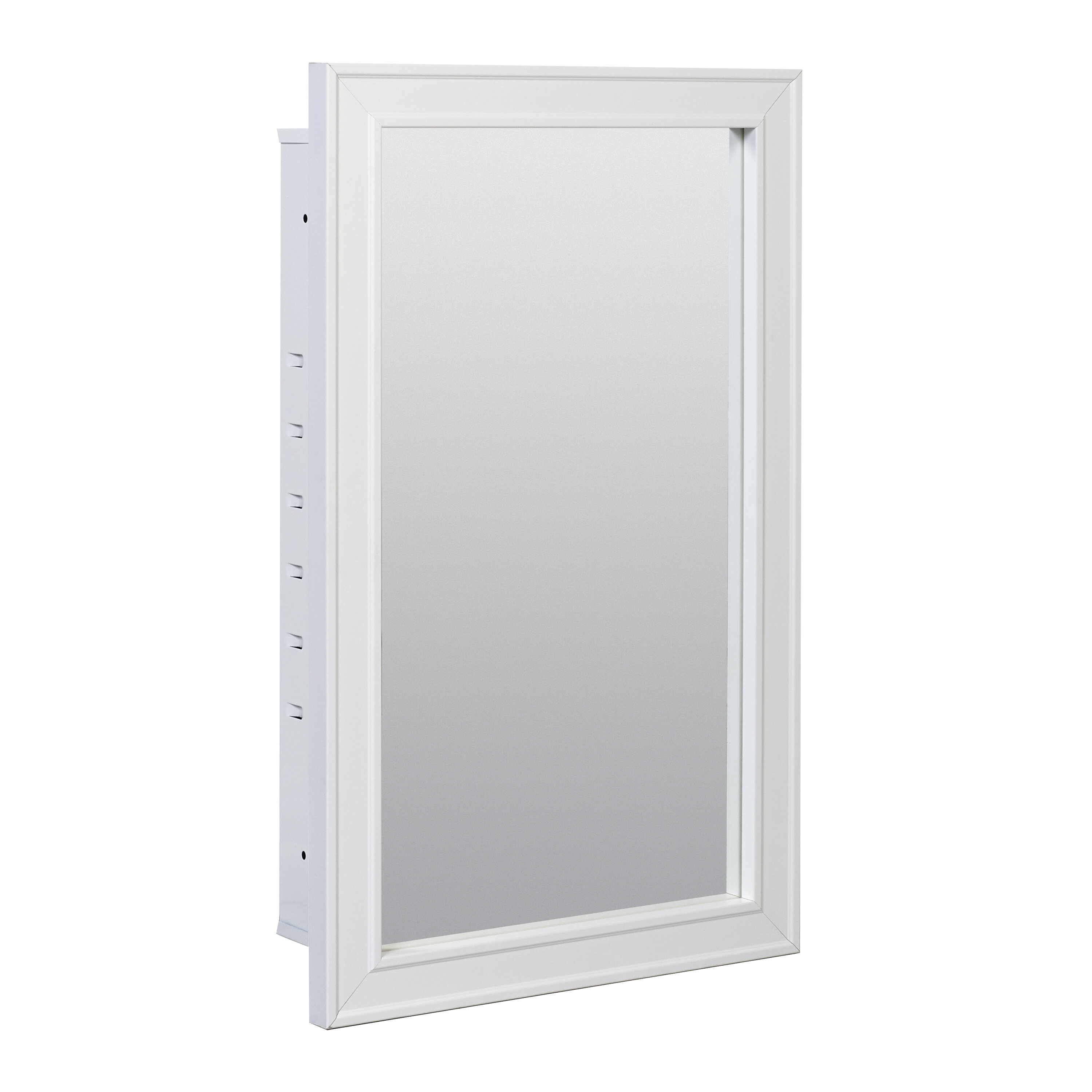 Birch Lane Tiarra Recessed Framed Medicine Cabinet Reviews Wayfair
