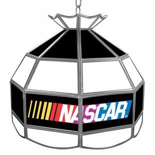 Trademark Global NASCAR 1-Light Pool Table Light