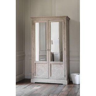 Colella 2 Door Wardrobe By Fleur De Lis Living