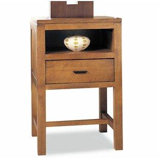 Loon Peak Imogen 1 Drawer Nightstand