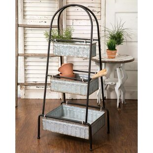 3 tiered basket floor stand wayfair rh wayfair com