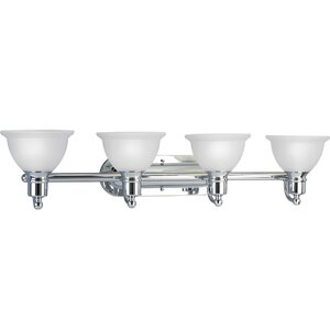 Gradall 4-Light Vanity Light