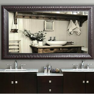 Best Choices Betances Curve Bathroom/Vanity Mirror By Darby Home Co