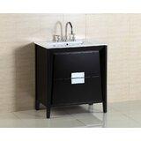 30 Single Sink Vanity Set by Bellaterra Home