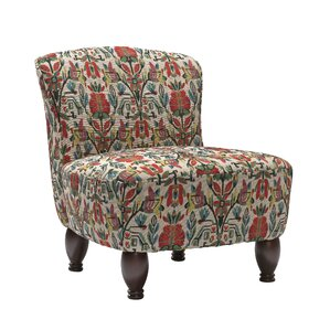 Antonio Slipper Chair by Bungalow Rose