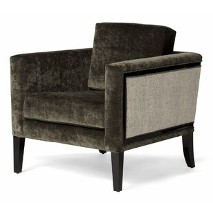 Doheny Lounge Chair by Badgley Mischka Home