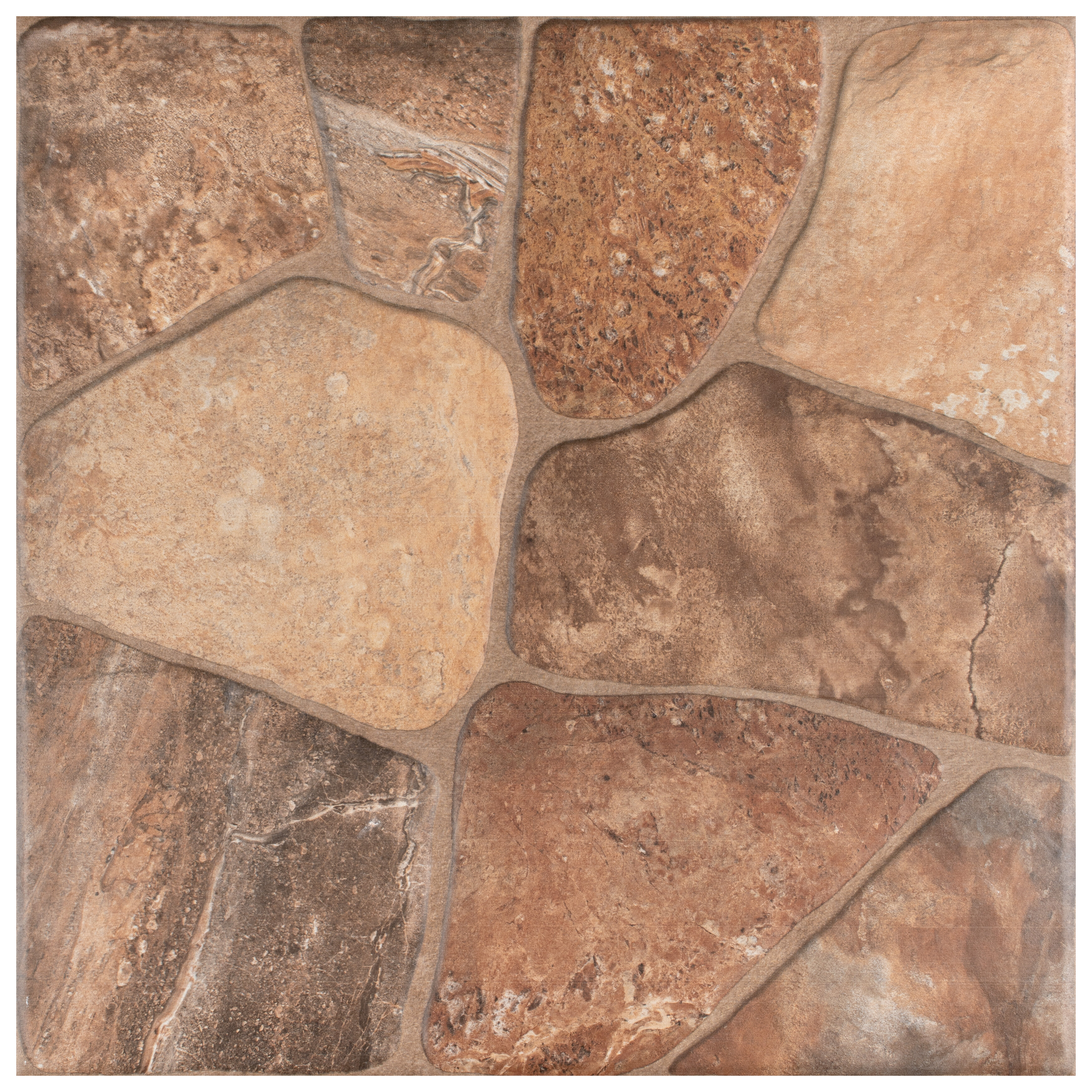 Ceramic Stone Look Wall Floor Tile