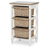 Eversole 3 Drawer Accent Chest by Bay Isle Home