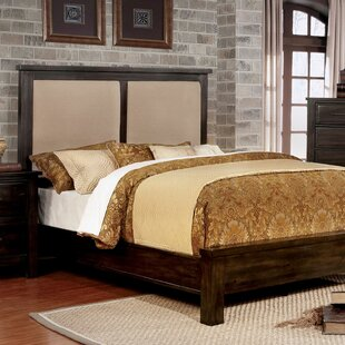 Reynolds Upholstered Panel Bed by Loon Peak Spacial Price