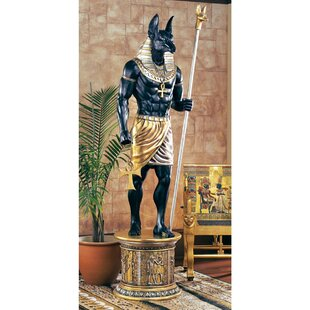 Grand Ruler Life Size Anubis Statue