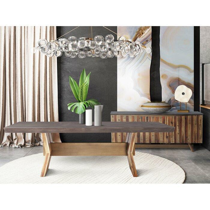 Dusek Concrete Dining Table