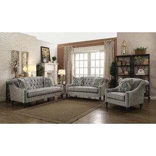 Canora Grey Owens Configurable Living Room Set