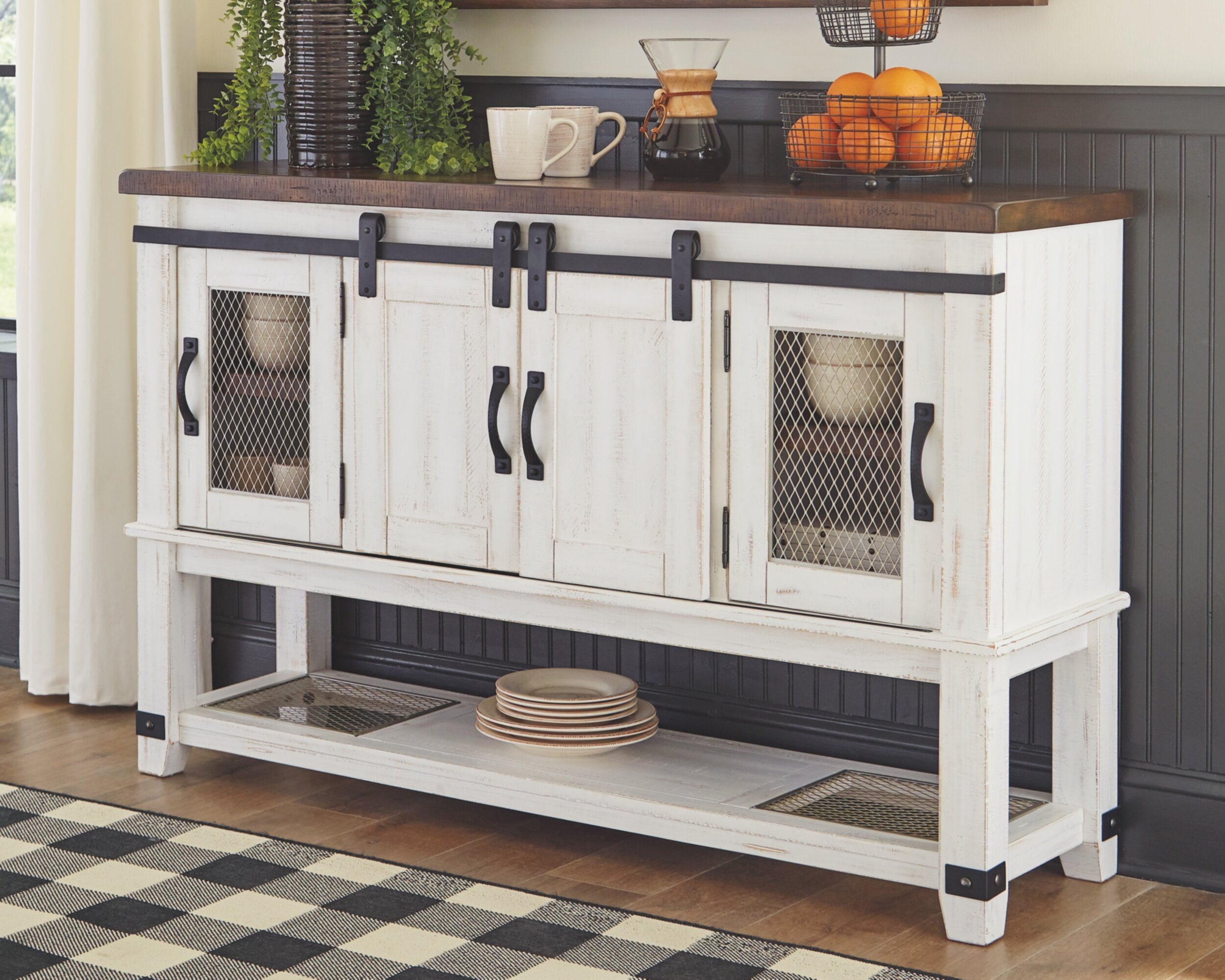 Gracie Oaks Jaydin Dining Room Buffet Table | Wayfair