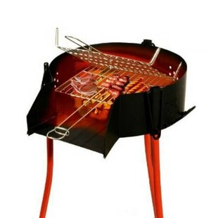60cm Liquid Propane Charcoal Barbecue by Mr Funnel