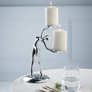 Kerzenhalter aus Metall