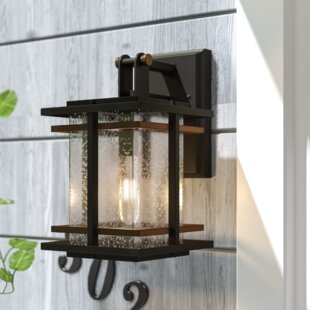 Plaisance Outdoor Wall Lantern