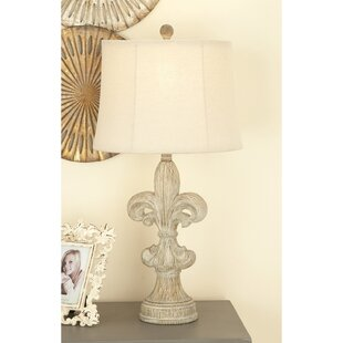 Fleur-De-Lis 28 Table Lamp (Set of 2)