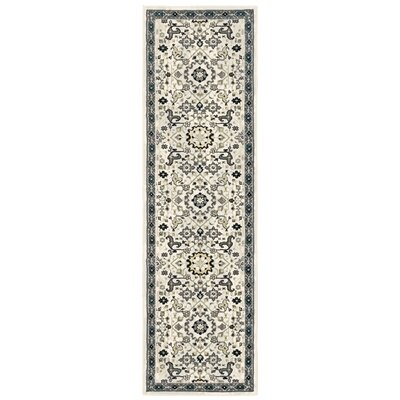 House Of Hampton Laurie Power Loom Navy Black Rug House Of Hampton Rug Size Runner 2 3 X 7 6 From Wayfair North America Daily Mail