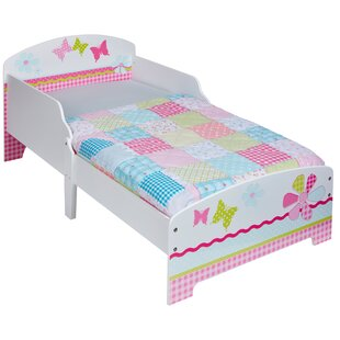 Garnes Convertible Toddler Bed By Zoomie Kids