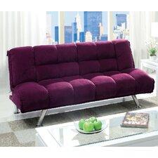 Dorries Tufted Flannelette Sleeper Sofa by A&J Homes Studio