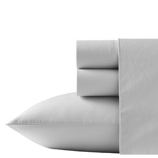Relaxed State Stonewashed Cotton 4 Piece Sheet Set