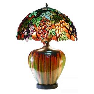 Pickle Grape 24 Table Lamp