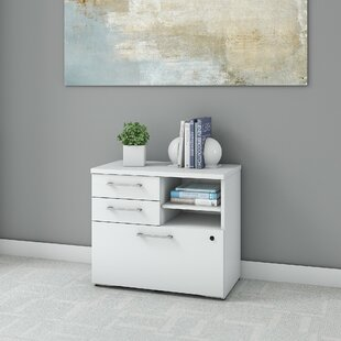 Best 400 Series 3-Drawer Lateral Filing Cabinet by Bush Business Furniture