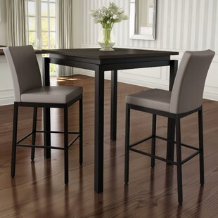 Stedman 5 Piece Pub Table Set Latitude Run