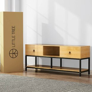 Carillo TV Stand for TVs up to 58 by Williston Forge