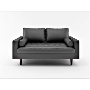 Shop Paulsen Jumbo Loveseat by Williston Forge
