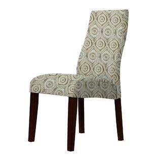 Haddonfield Parsons Chair (Set of 2) by Latitude Run