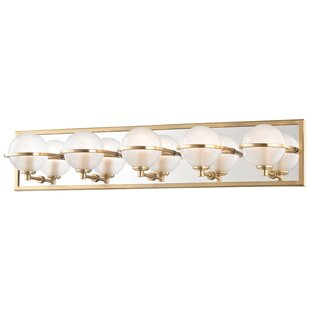 Mercer41 Rawls 5-Light Vanity Light