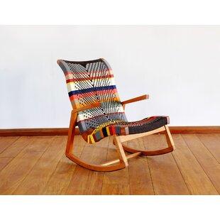 Amador Rocking Chair by Masaya & Co